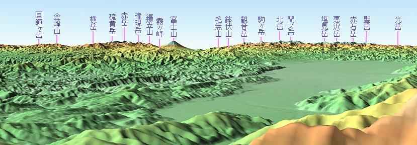五龍岳――という山についての由無...
